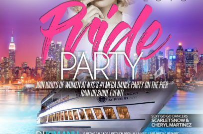 6/23/2018 |The Pride Docked Yacht  Party -Pier Pressure NYC #19