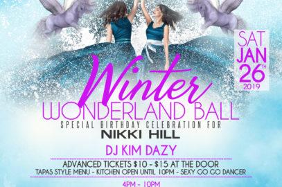 1-26-2019   Winter Wonderland Ball