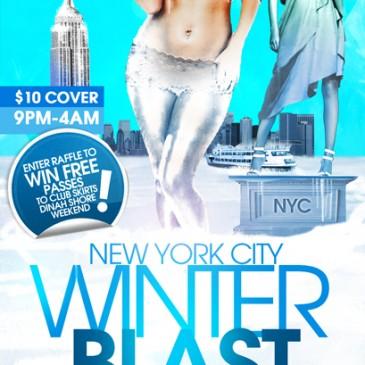 Dinah Shore's Winter Blast 2012